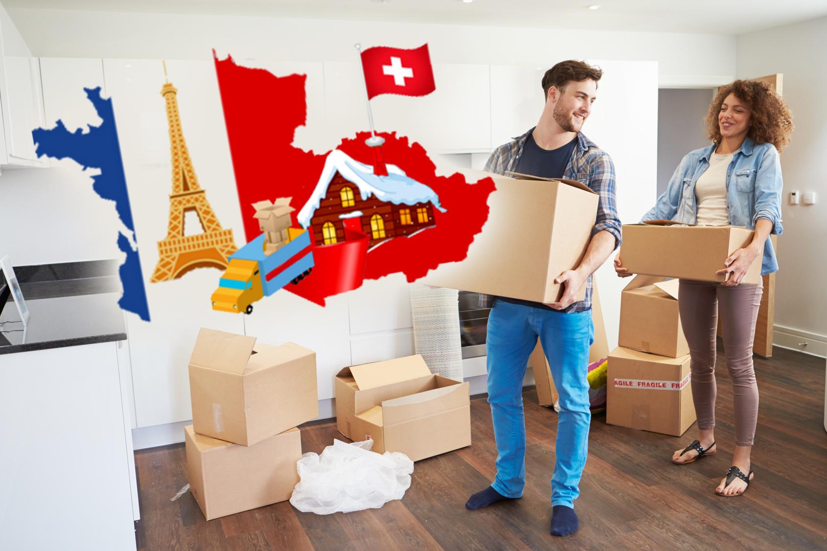 Comment quitter la suisse pour déménager en france suivez le guide
