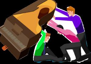 déménager un piano comment faire
