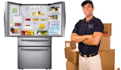 déménagement de frigo