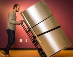transporter son frigo seul